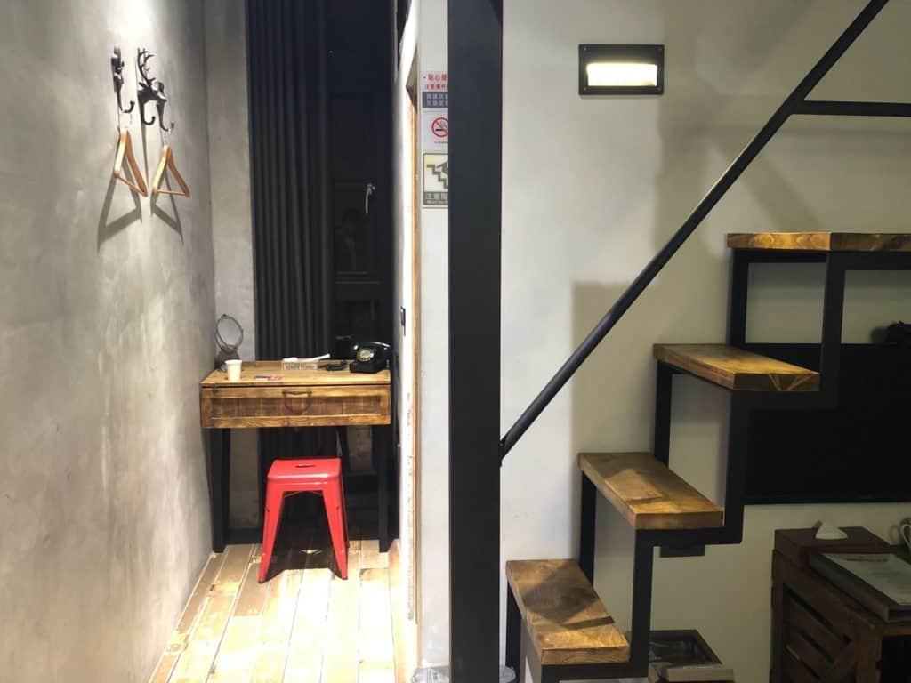 台中|逢甲|MINI HOTEL,房間-迷你客廳2