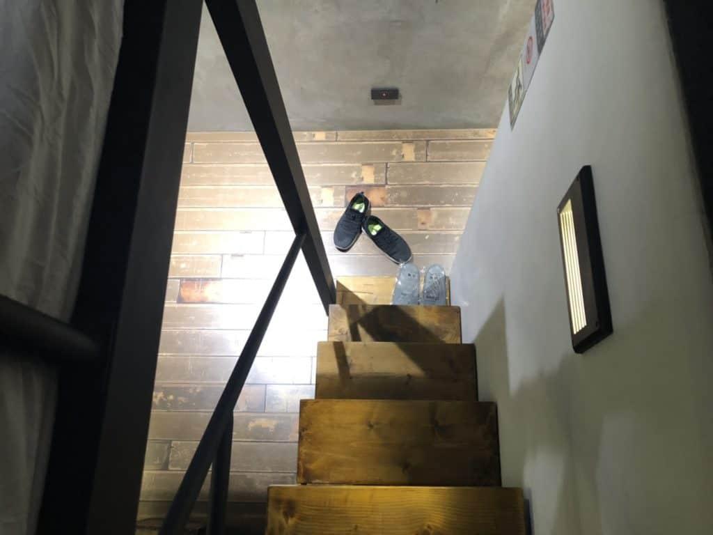 台中|逢甲|MINI HOTEL,房間-迷你客廳3