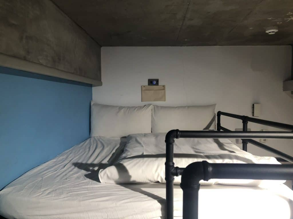 台中|逢甲|MINI HOTEL,房間-床型