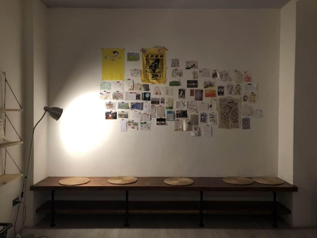 七天四季 民宿-二樓閱覽空間,圖片版權:stunning-asia.com