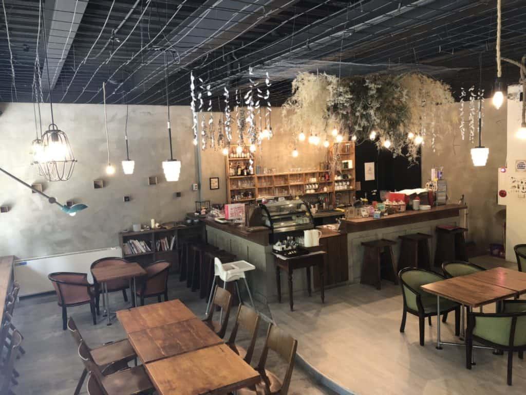 七天四季 民宿-一樓咖啡廳