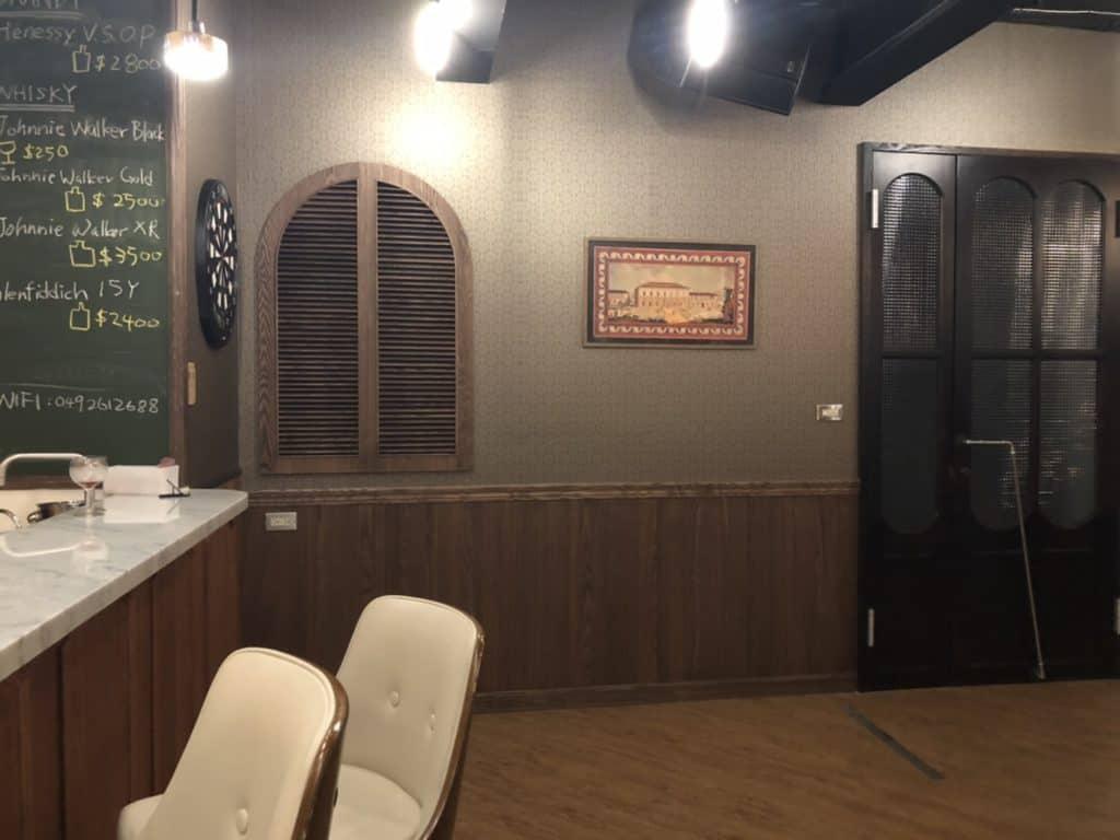▲七天四季咖啡民宿-地下室酒吧,圖片版權:stunning-asia.com