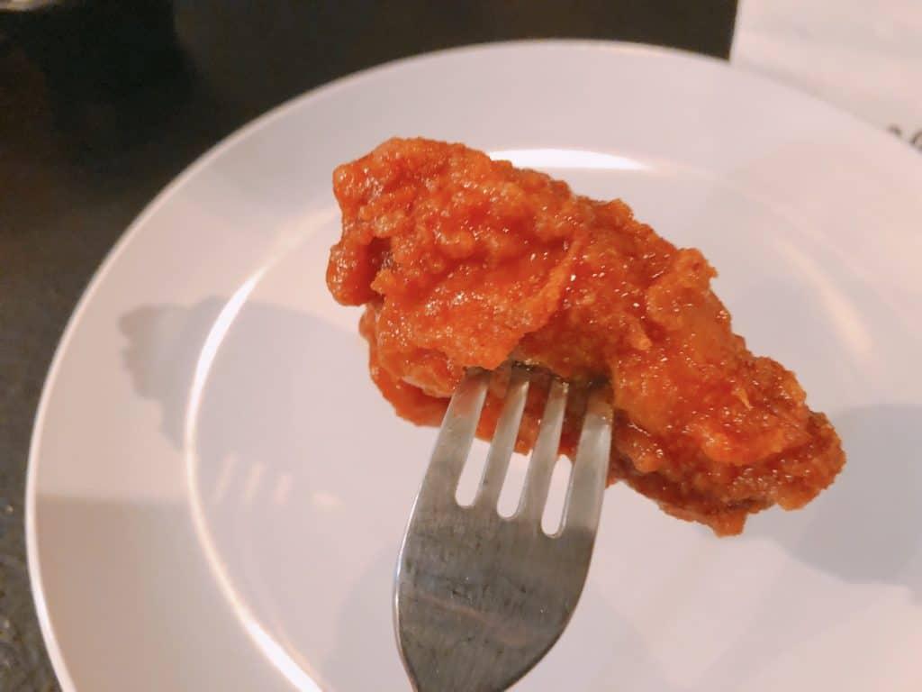 台北 | 信義區 | 比臉還大!18吋美式小紐約披薩,外送內用都OK!-水牛城辣雞翅2