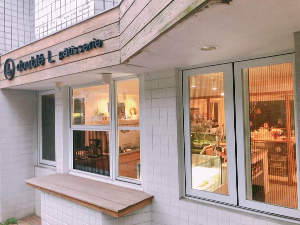 【Doublé L pâtisserie】法式甜點實力派.只營業6小時的美味|店外環境1