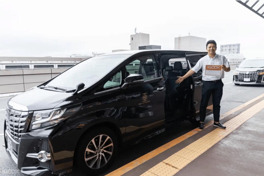 名古屋機場到市區 私人司機接送