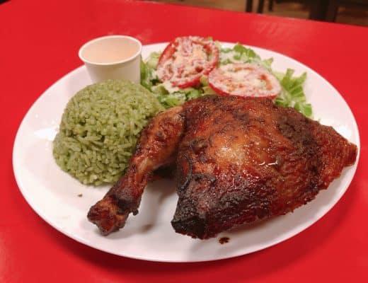 台北秘魯烤雞