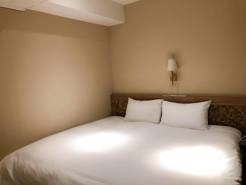 標準雙床房-床鋪