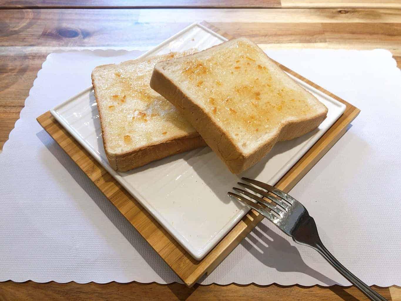 桂之旅-早安日出 單點蜂蜜柚香厚片