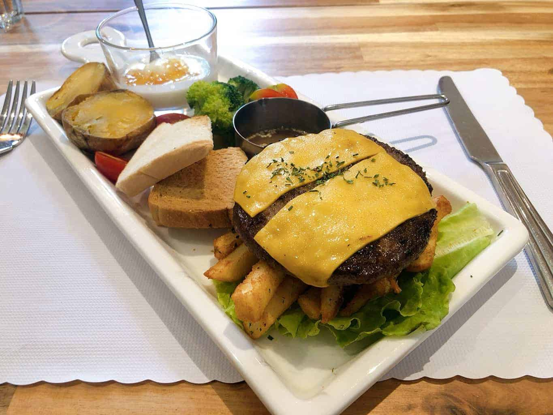 桂之旅-早安日出早午餐漢堡套餐