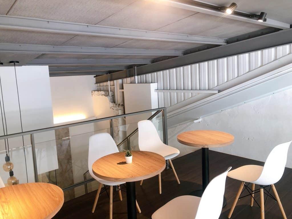 桃園ika coffee 伊卡咖啡廳 二樓座位區-2