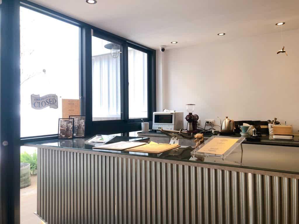 桃園ika coffee 伊卡咖啡廳- 工作區