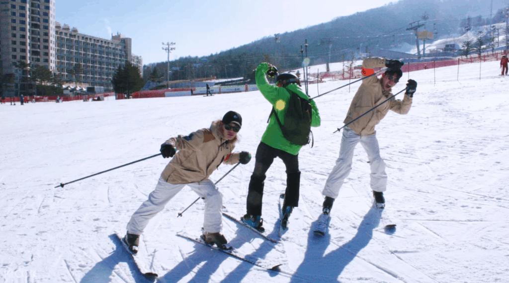橡樹谷滑雪場