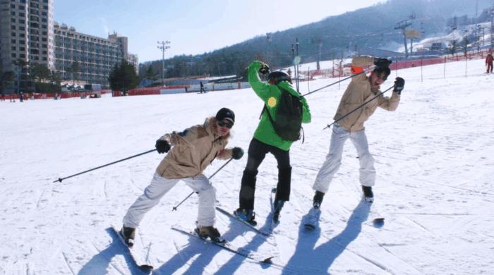 韓國滑雪場 橡樹谷滑雪場