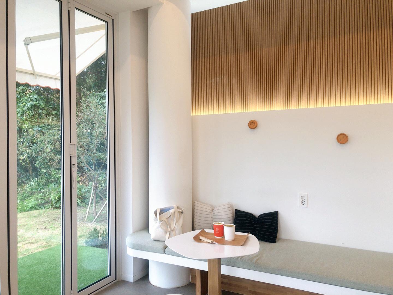 ▲濟州島橘子籃咖啡廳地下一樓室內環境,圖片版權:stunning-asia.com