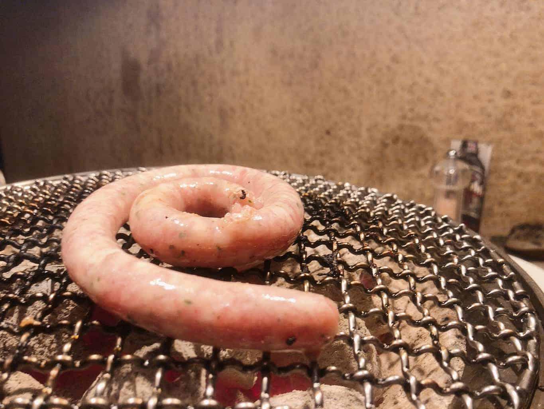 馬喰一代 烤香腸