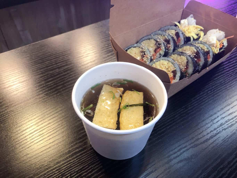 韓式魚板湯 | 紅gimbap