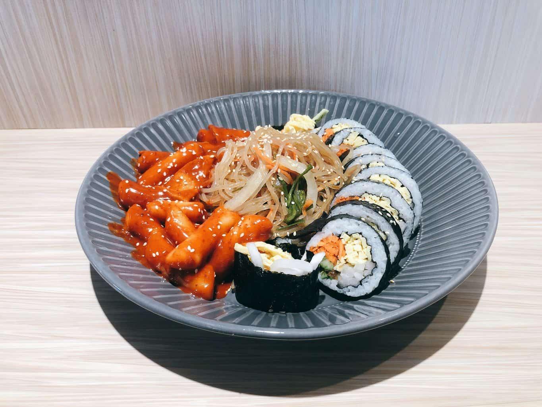 飯卷研究所 韓式飯捲 研究所套餐