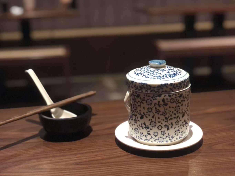 台北 不老松  用餐區 雞湯 唐太盅   按摩   台北按摩